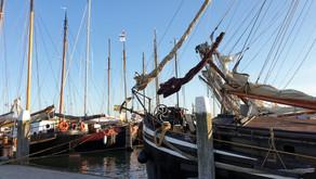 Holland och södra delen av Standing Mast Route