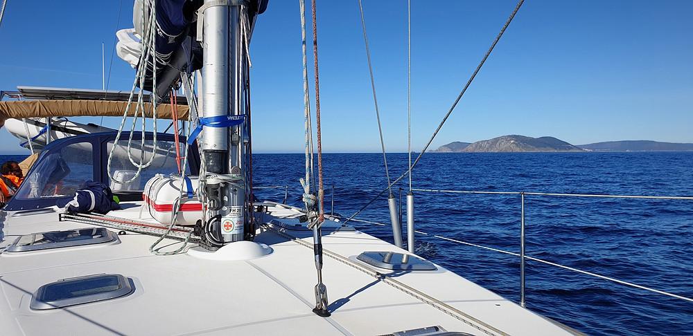 Vi passerar världens ände (Cabo Finisterre)