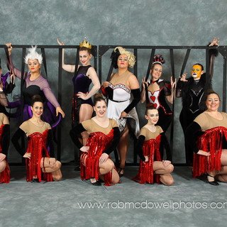 Seniors Revue
