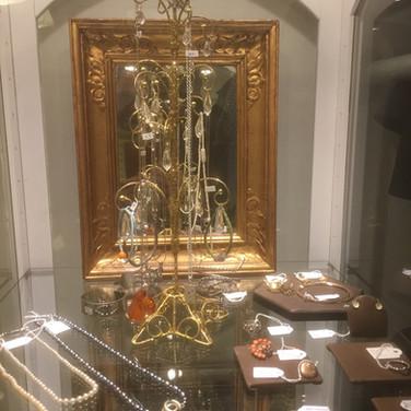 gamle guldsmykker