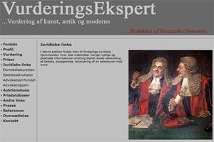 Vurderingsekspert i kunst og antikviteter