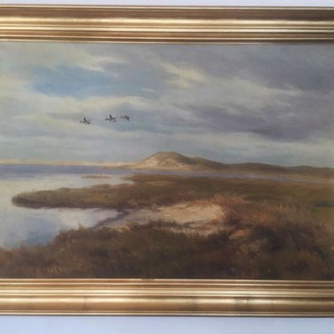 Carl Høyrup maleri
