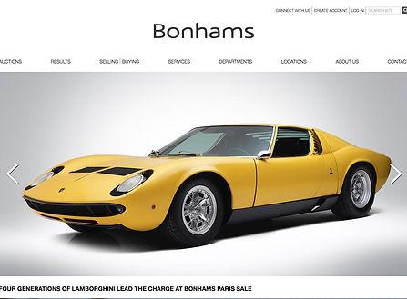 Bonhams auktionshus