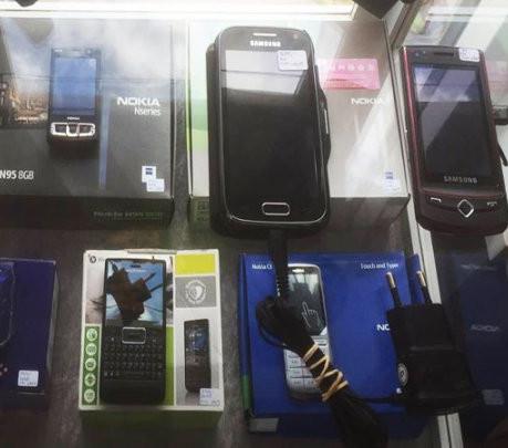Brugte mobiltelefoner