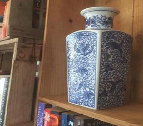 Antik kinesisk porcelæn