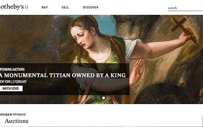 Sothebys auktionshus