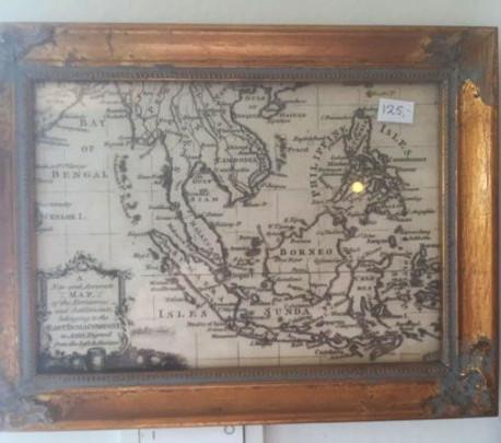 Antikke landkort