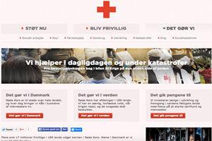 Røde Kors genbrugsbutik