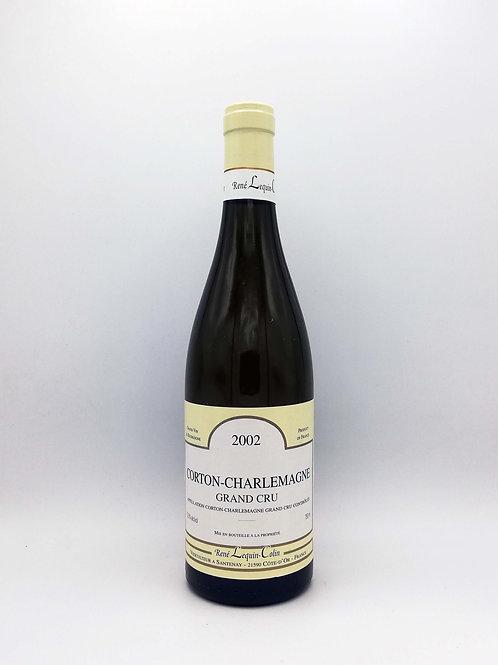 Corton - Charlemagne, Grand Cru, Rene Lequin - Colin, 2002