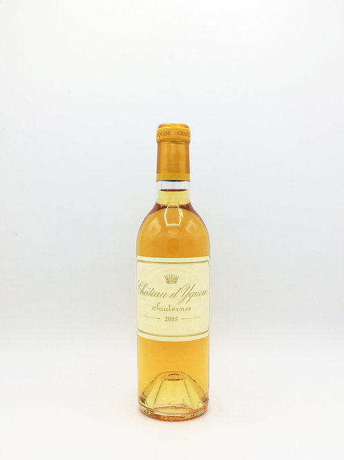 Chateau d'Yquem, Premier Cru Supérieur, Sauternes - Half Bottle 2005
