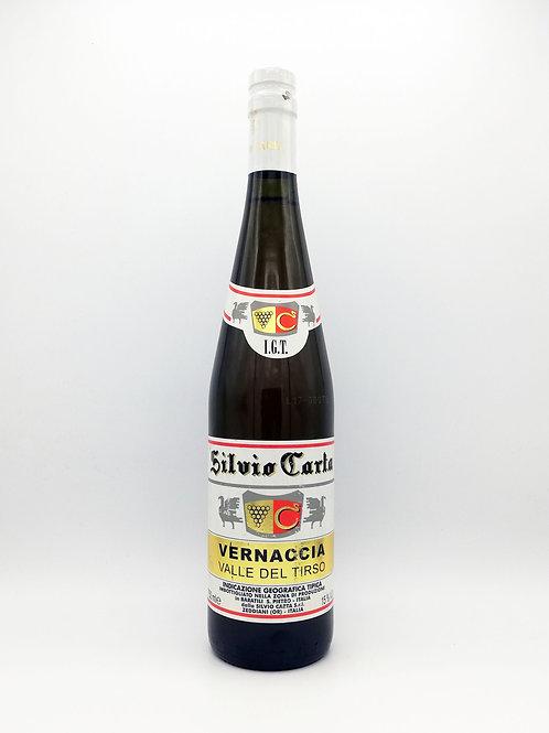 Silvio Carta, Vernaccia, Valle del Tirso, Flor NV