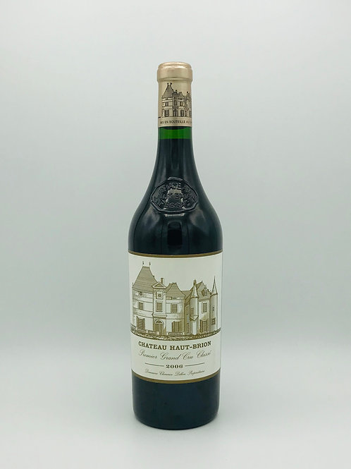 Pessac-Leognan Chateau Haut-Brion 2006 (First Growth)