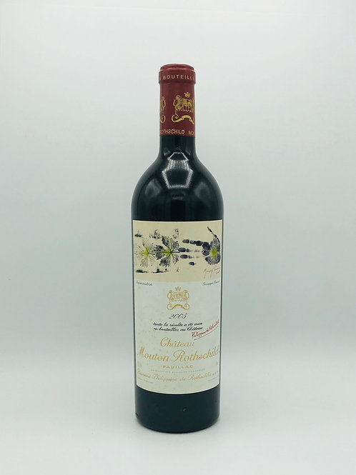 Pauillac Chateau Mouton Rothschild 2005 (First Growth)