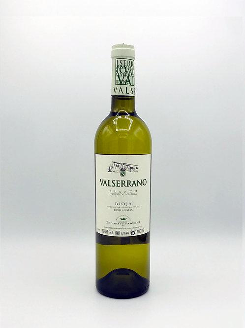 Valserrano Blanco Rioja Alavesa 2019