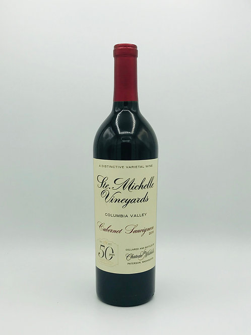 Chateau Ste. Michelle Cabernet Sauvignon Columbia Valley Washington 2016