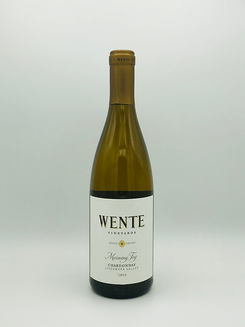 Wente 'Morning Fog' Chardonnay Livermore Valley 2018