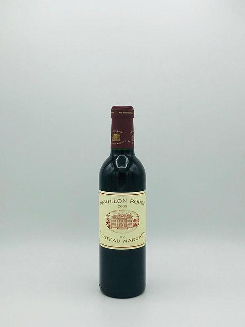 Margaux Pavillon Rouge by Chateau Margaux 2005 Half-Bottle