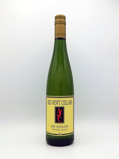 Red Newt Cellars, Dry Riesling, Finger Lakes, New York State 2016