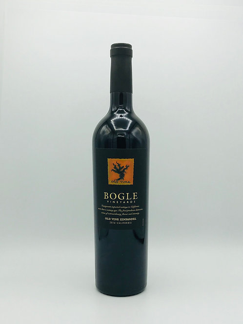 Bogle Zinfandel 'Old Vine' California 2016
