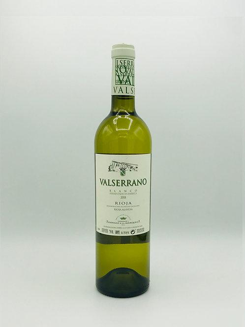 Valserrano Blanco Rioja Alavesa 2018