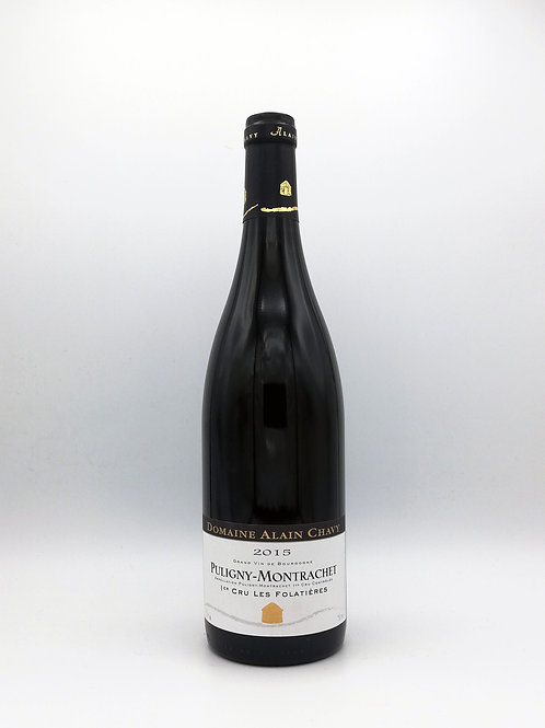 "Puligny-Montrachet, 'Les Folatieres"", 1er Cru, Domaine Alain Chavy 2015"