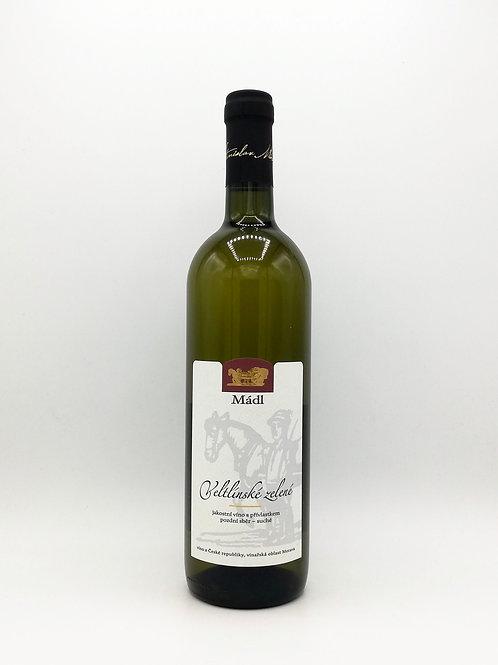 Madl, Veltlinske Zelene (Gruner Veltliner), Moravia 2019
