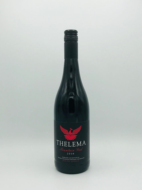 Thelema 'Mountain Red' Western Cape 2016