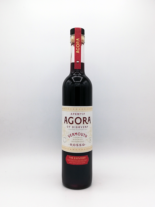 Vermouth, Agora of Discovery, 'The Explorer', Rosso, Sweet NV