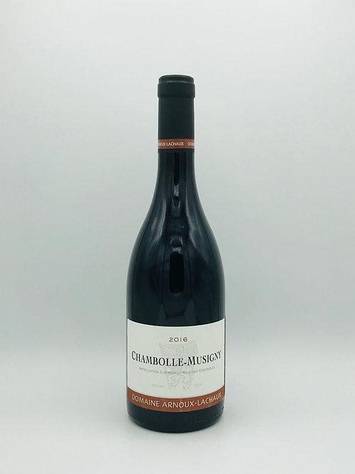 Bourgogne Pinot Fin Domaine Arnoux-Lachaux 2015