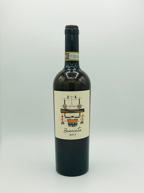 Ca'Rugate Bucciato Orange Wine 2017
