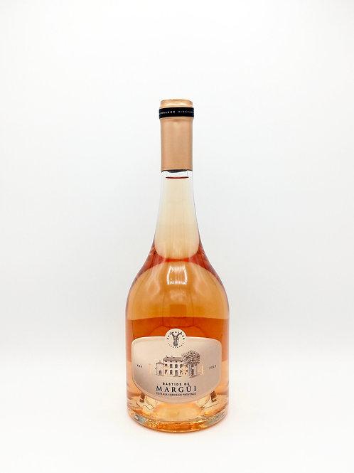 Bastide de Margui Coteaux Varois en Provence 2019 Rosé (Organic)