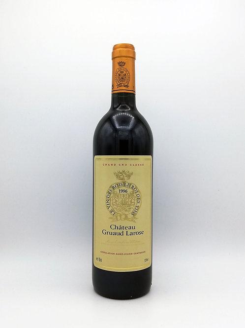 Château Gruaud Larose, Saint-Julien, Grand Cru Classé, 1996