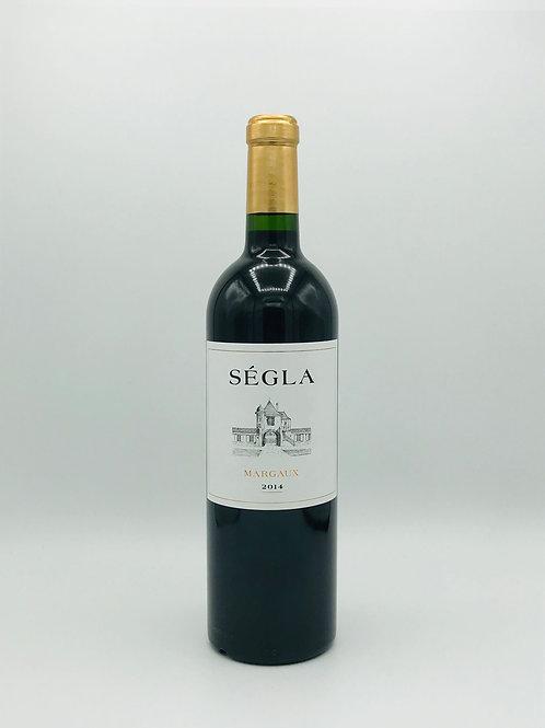 Margaux Segla by Chateau Rauzan-Segla 2014