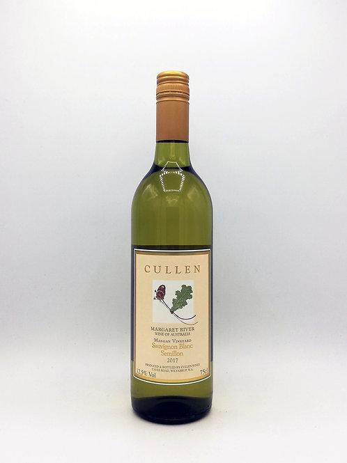 Cullen, 'Mangan Vineyard', Sauvignon-Semillon Margaret River 2017 (Organic)