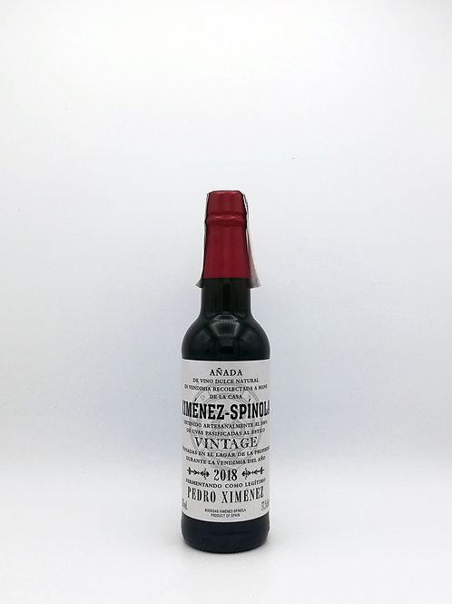 Bodegas Ximenez - Spinola, Pedro Ximenez, Half Bottle 2018