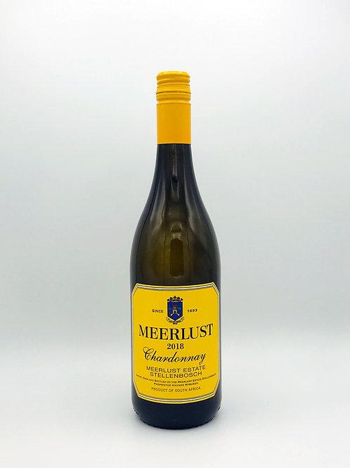 Meerlust Estate Chardonnay Stellenbosch 2018