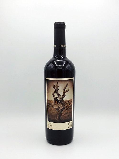 Four Vines, Old Vine Zinfandel, Lodi 2017