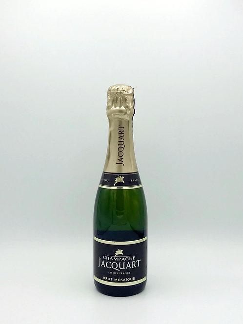 Jacquart Brut Mosaique Half-Bottle