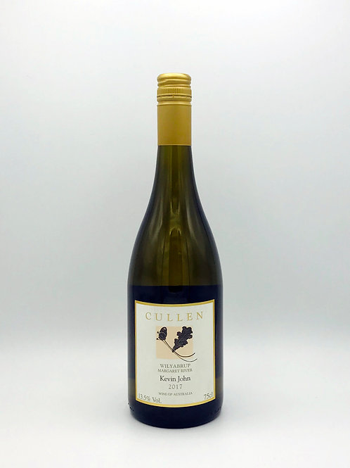 Cullen 'Kevin John' Wilyabrup Chardonnay Margaret River 2017 (Organic)
