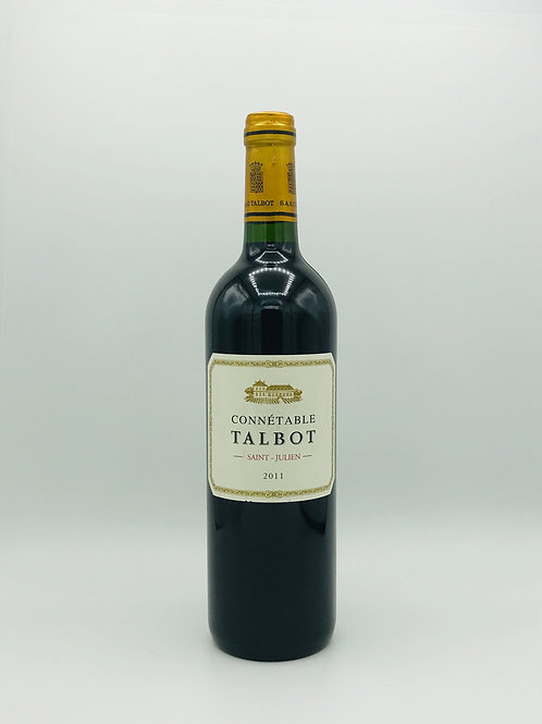 Saint Julien Connetable Talbot by Chateau Talbot 2011