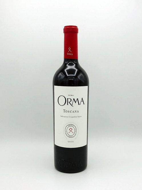 Orma Bolgheri 2016 (Super Tuscan)