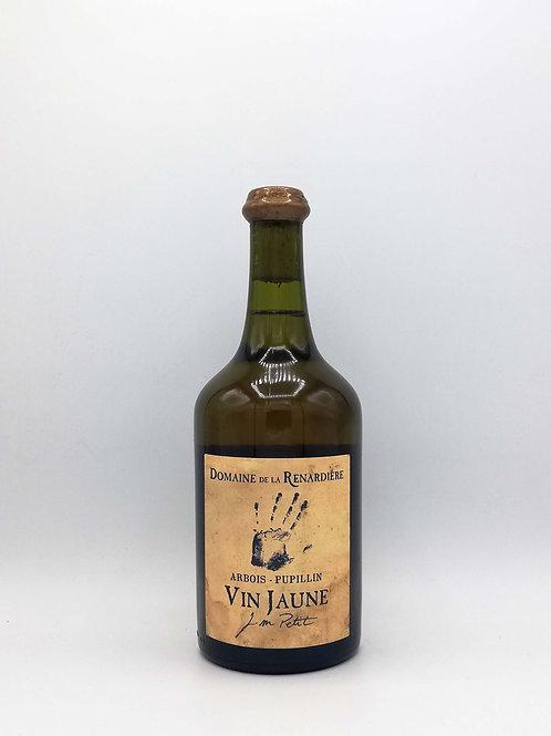 Domaine de la Renardiere, Vin Juane, Savagnin, Arbois - Pupillin, (620ml) 2011