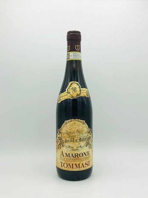 Amarone Della Valpolicella Classico Tommasi 2015