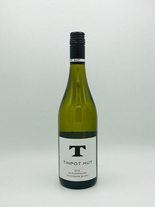 Tinpot Hut Sauvignon Blanc Marlborough 2018 (Organic