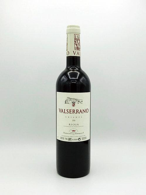 Valserrano Crianza Rioja 2016