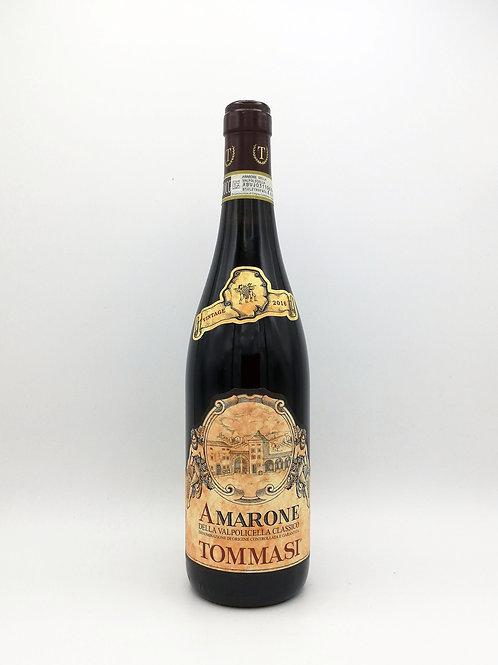 Amarone Della Valpolicella Classico Tommasi 2016
