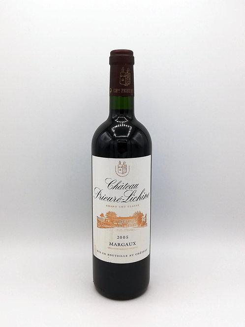 Margaux, Chateau Prieure-Lichine-4th Growth 2005