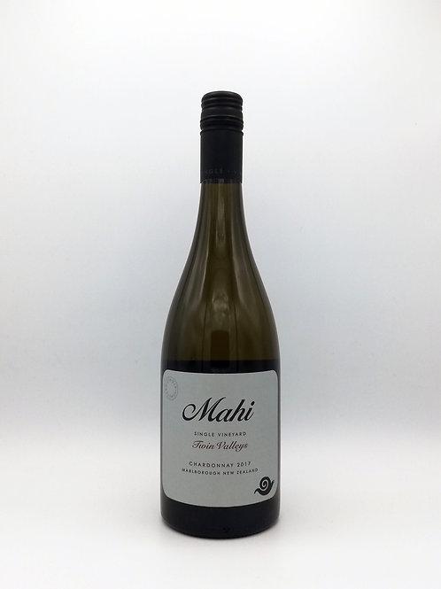 Mahi, 'Twin Valleys', Chardonnay, Marlborough 2017