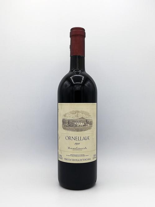 Ornellaia, Bolgheri, Superiore (Super Tuscan) 1991