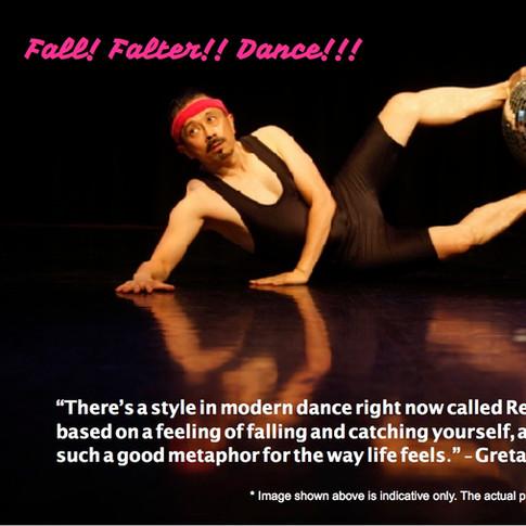 Fall! Falter!! Dance!!!